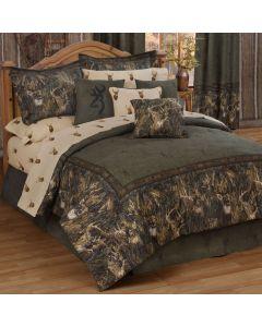 Browning King Whitetails Comforter Set