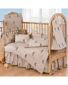 Only Pillow Case and Crib Sheet