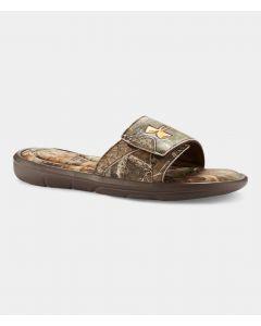 Men's UA Ignite Camo Slide Sandals