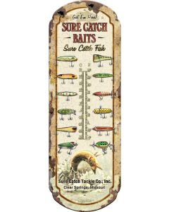 River's Edge Large Sure Catch Baits Thermometer