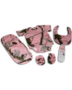 Rivers Edge 5 Piece Baby Combo RTAP PINK