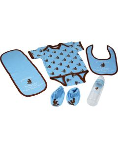 Rivers Edge 5 Piece Baby Combo COWBABY BLUE