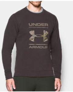 UA Threadborne™ Camo Fill Crew