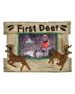Rivers Edge First Deer Picture Frame