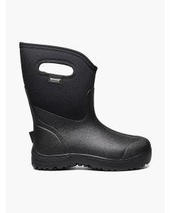 51407-001 BOGS Men's Classic Ultra Mid Boots Black