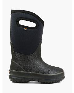52065-001 BOGS Boy's Classic Handles Boots Black