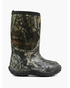 61672-973 BOGS Boys' Classic Boots Mossy Oak