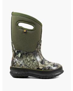 71650-973 BOGS Boy's Classic Boots Mossy Oak