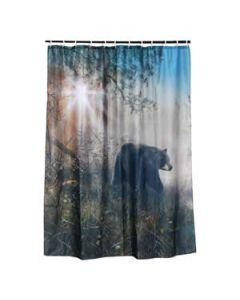 Rivers Edge Bear Shower Curtain