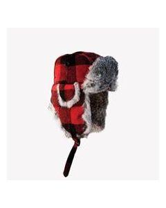Yukon Tracks Rabbit Fur Hat - XL