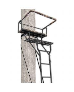Team Realtree 2 Man Ladder Stand