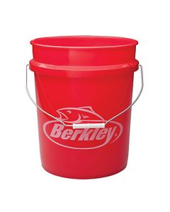 Berkley 5 Gallon Bucket - Red