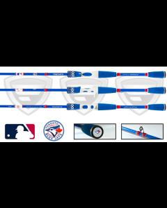 Favorite Rods MLB Casting Rod-Toronto Blue Jays-7 MH