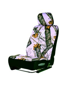 Browning Neoprene Lowback Seat Cover-MOBUPink