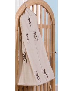 Kimlor Crib Bedding-Diaper Stacker-Browning Buckmark