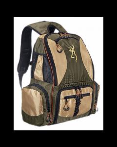 Browning Backpack-Green/Tan/Orange