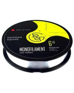 Googan Squad Monofilament Line /330 yd Clear
