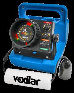 GP1812 Vexilar Genz Pack w/ 12° Ice Ducer