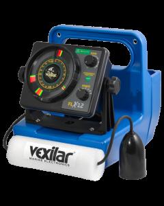 GPX1212 Vexilar FLX-12 Genz Pack w/ 12° Ice Ducer