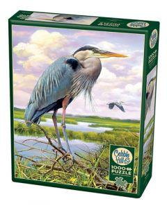 Cobble Hill Puzzle Co-1000-Heron