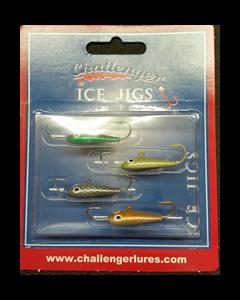 Challenger Ice Jig Kit