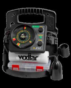 IPX1212 Vexilar FLX-12 Pro Pack II w/ 12° Ice Ducer w/o DD100