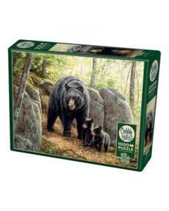 Cobble Hill Puzzle Co-1000-Mama Bear