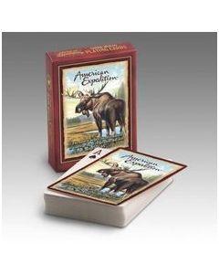 American Expedition Playing Cards-Moose
