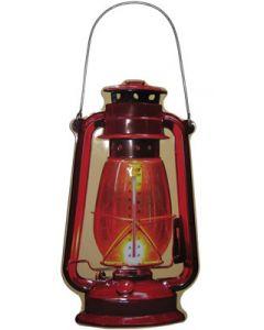 Peak Time Outside/Inside Hurrican Lantern Thermometer