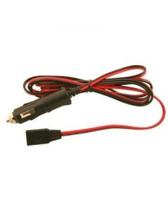 12V DC POWER CORD ADAPTER FOR FL-8 & 18 FLASHERS - 6' PKGD