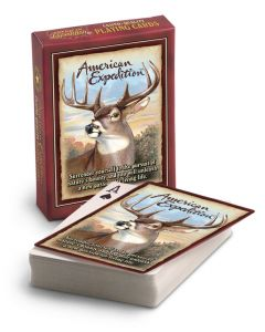American Expedition Playing Cards-Deer