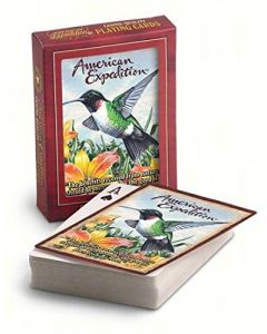 American Expedition Playing Cards-Hummingbird