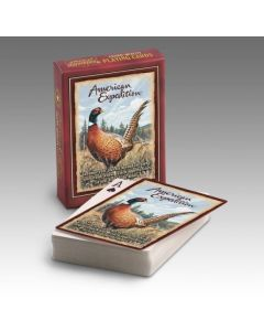 American Expedition Playing Cards-Pheasant
