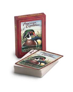 American Expedition Playing Cards-Wood Duck
