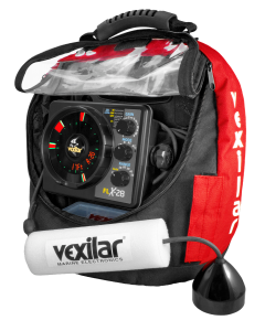 PPLI28PV Vexilar FLX-28 Pro Pack II w/ PV Ice Ducer