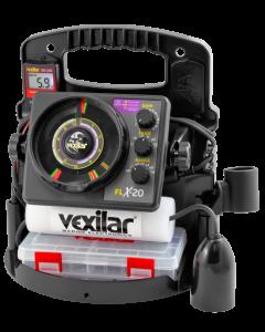 PPX2012D Vexilar FLX-20 Pro Pack II w/ 12° Ice Ducer w/ DD-100