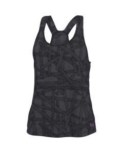 Under Armour Women's Chessie Tank Top - Black