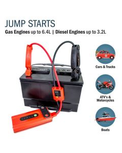 Weego Jump Starter 44