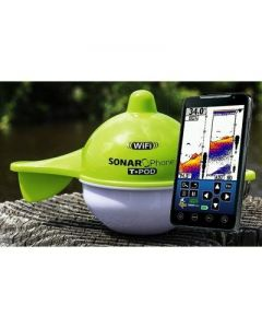 SONARPHONE WITH TRANSDUCER T-POD (PHONE NOT INCLUDED)