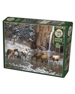 Cobble Hill Puzzle Co-1000-Spirit of the Rockies