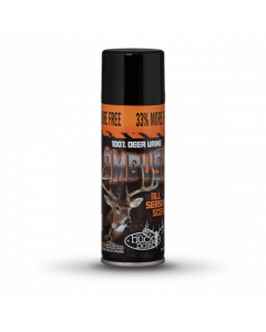 The Buck Bomb Ambush Deer Cover Scent and Attractant