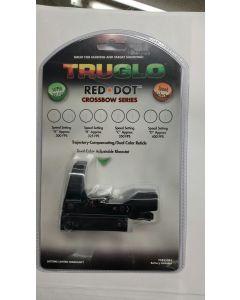 Tru Glo Red Dot Crossbow Scope