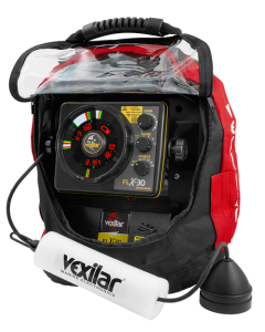 Vexilar FLX-30 ULTRA PACK LITHIUM W/ BB TRANSDUCER