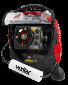 UPLI30BB Vexilar FLX-30BB Ultra Pack Lithium w/ BB Ice Ducer
