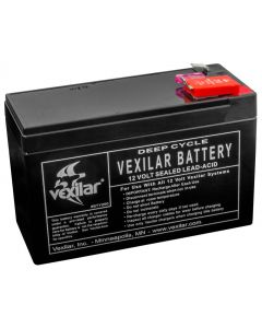 V-100 Vexilar 12V Lead-Acid Battery Only