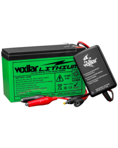 Vexilar Lithium Ion Battery & Charger