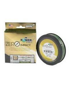 Power Pro Zero Impact 150yd-Aqua Grn/Blk